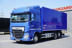 camião frigorífico DAF XF 460 SC , E6 , 6X2 , Schmitz 19 EPAL , manual , retarder