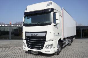 camião frigorífico DAF XF 460 SSC , E6 , 6x2 , 22 EPAL , lenght 8,8m , retarder , lift