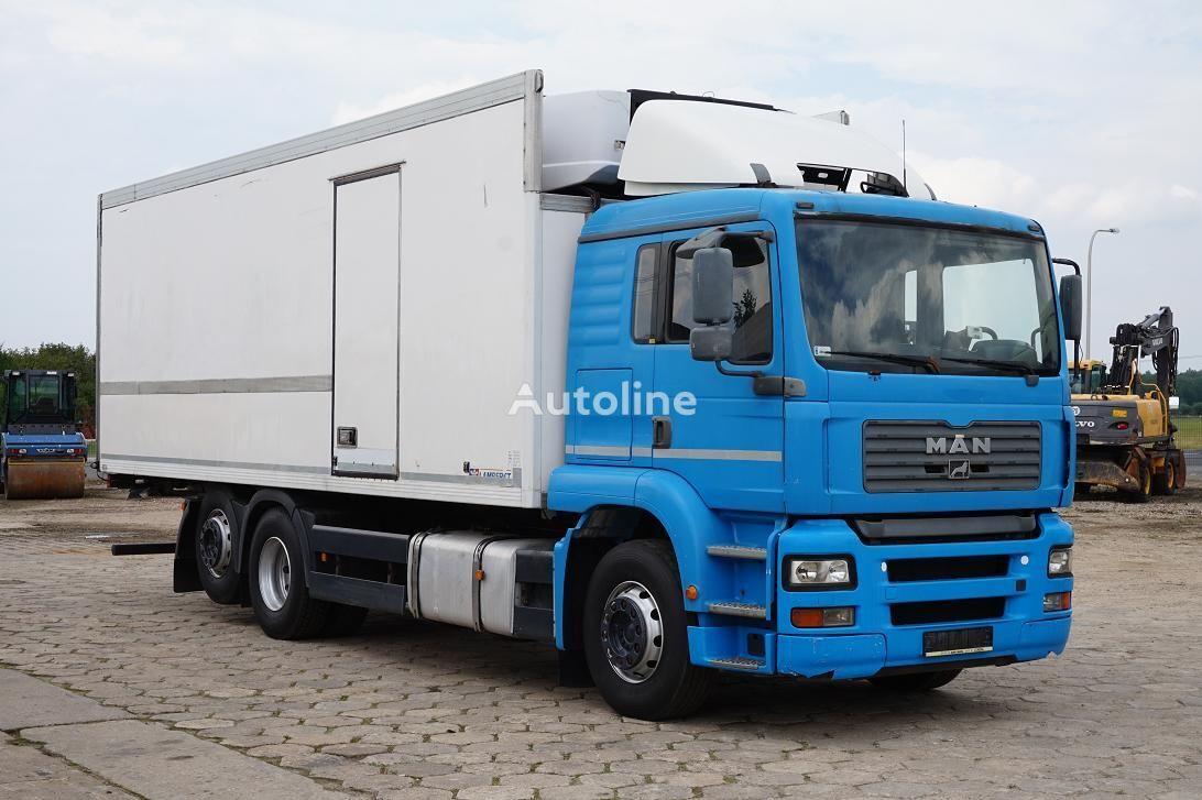 MAN TGA 26.313 camião frigorífico