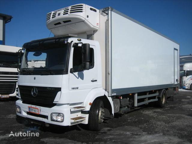 MERCEDES-BENZ Axor 1828 L 57 camião frigorífico