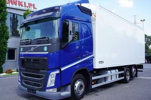 camião frigorífico VOLVO FH460 , E6 , 18 EPAL , Height 2,6m , partition wall , retarder