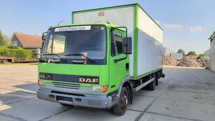 camião furgão DAF 45.130 Ti 6 Cylinders Euro 2 Spring-Spring