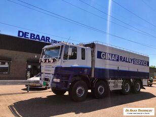 camião furgão GINAF M 4446-S 8x8 assistentie voertuig