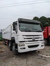 camião furgão HOWO 336 HP 8x4 Drive Stake Body General Cargo Truck