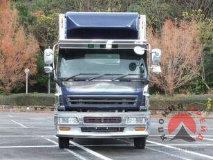 camião furgão ISUZU Giga
