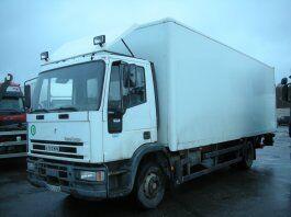 camião furgão IVECO 120 E23 P