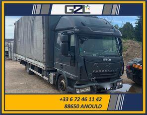 camião furgão IVECO EUROCARGO 75E18 *ACCIDENTE*DAMAGED*UNFALL* acidentados