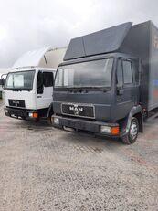 camião furgão MAN 8.163