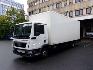 camião furgão MAN TGL 12.250 Koffer+HF