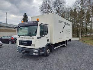 camião furgão MAN TGL 8.180 taillift/hayon - euro 5 - very good tyres
