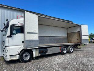 camião furgão MAN TGX 26.440, 6x2