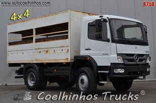 camião furgão MERCEDES-BENZ 1018 Atego
