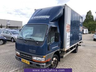 camião furgão MITSUBISHI Canter FE 534 3.0 D