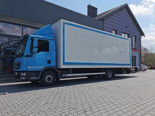 camião furgão PALFINGER winda MBB C 1500L + zabudowa / kontener
