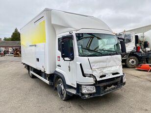 camião furgão RENAULT D-CAB 180 acidentados