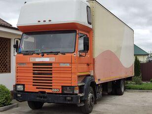 camião furgão SCANIA 93 P 280