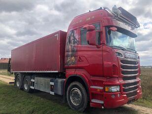 camião furgão SCANIA R560 V8 HDS 19TON/m TR.084