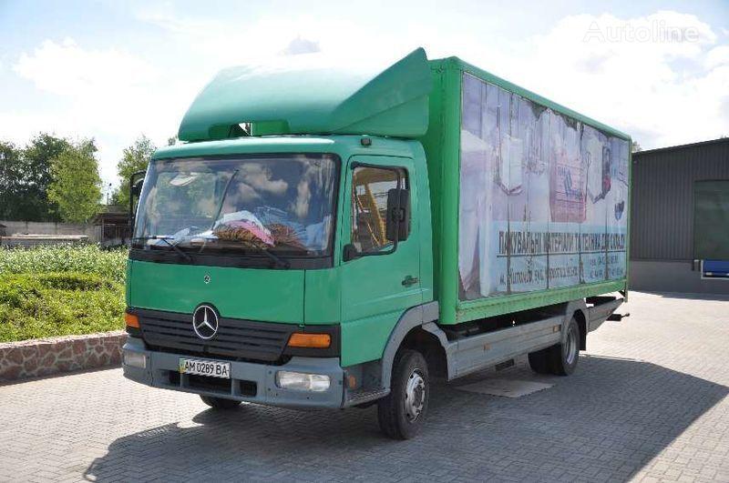 MERCEDES-BENZ Altego 815 camião furgão