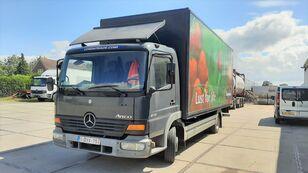 camião furgão MERCEDES-BENZ Atego 815 Euro 2 Manual Full Spring
