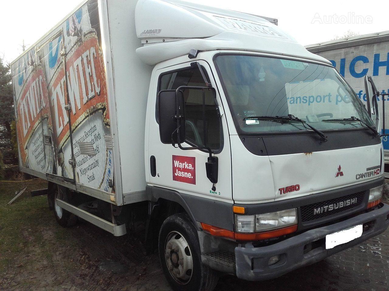MITSUBISHI CANTER 3.9 HD camião furgão