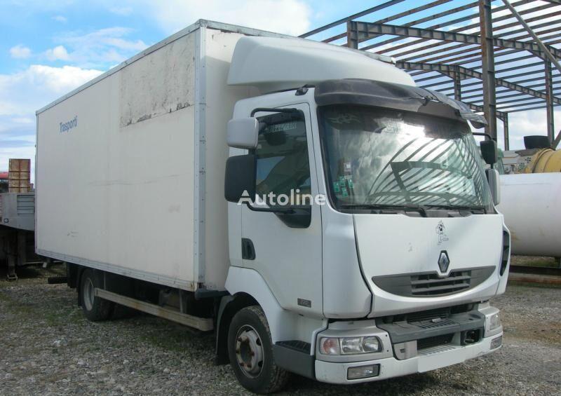 RENAULT Midlum 220 DCI camião furgão