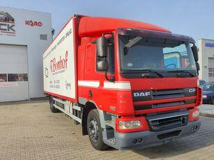camião isotérmico DAF CF 75.310, Steel /Air, with Elevator, Manual, EURO 5