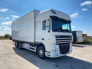 camião isotérmico DAF XF 105.460 Open side 6x2