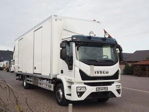 camião isotérmico IVECO EUROCARGO 150E25 EURO 6 150-250 NOWY MODEL IZOTERMA 21 PALET