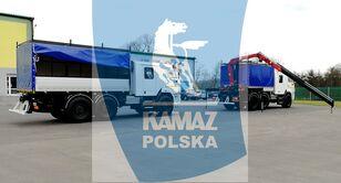 camião militar KAMAZ 6x6 SERWISOWO-WARSZTATOWY novo