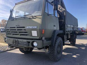 camião militar STEYR 1291.320 P43/M 4x4 Pritsche mit Plane