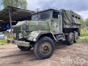 camião militar VOLVO TGB 934 6X6