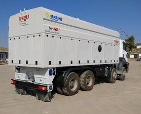 camião militar TEKFALT basFALT Binding Agent Spreader novo