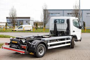 camião polibenne Mitsubishi Fuso 9C18 AMT + KING HZ6R Hooklift novo