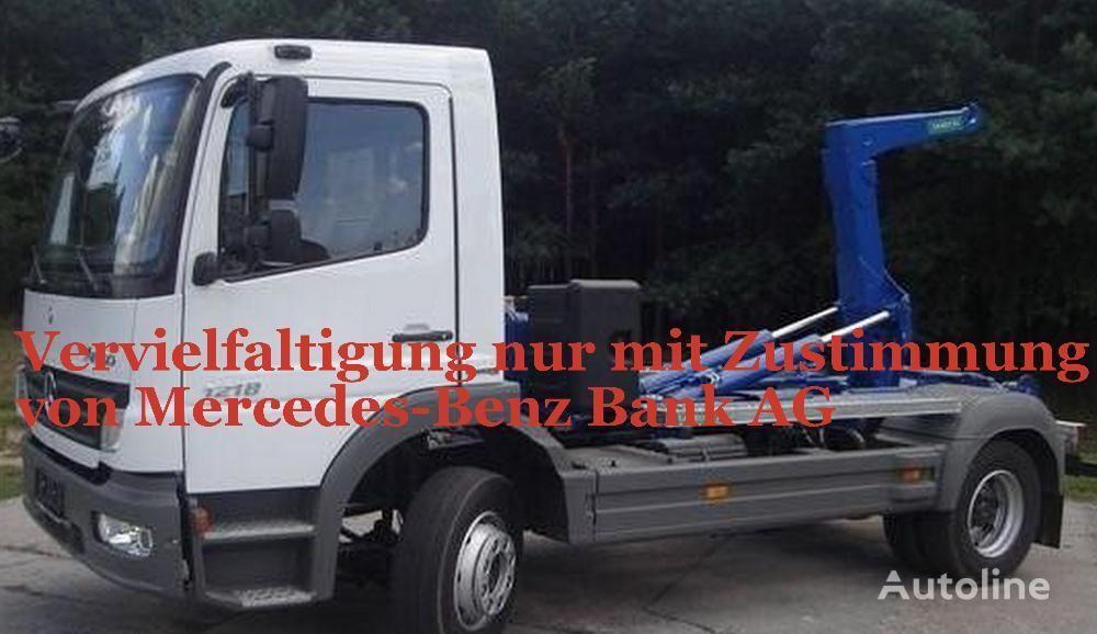 MERCEDES-BENZ Atego 1218  camião polibenne