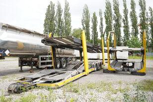 camião porta-automóveis LOHR Body + trailer set , for 8-12 cars
