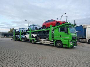 camião porta-automóveis MAN TGS