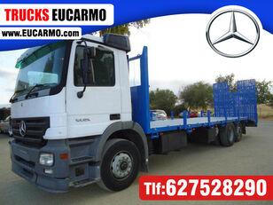 camião porta-automóveis MERCEDES-BENZ ACTROS 25 32