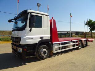 camião porta-automóveis MERCEDES-BENZ ACTROS 25 44