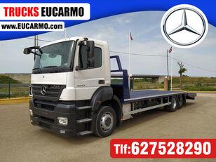 camião porta-automóveis MERCEDES-BENZ AXOR 25 43