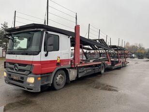 camião porta-automóveis MERCEDES-BENZ Actros 1844 EURO 5