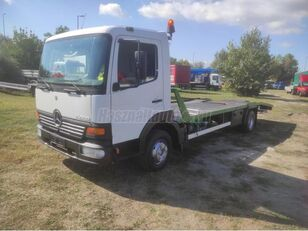 camião porta-automóveis MERCEDES-BENZ Atego 818 Járműszállító csörlővel és rámpával