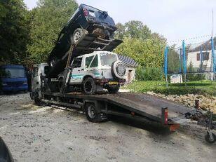 camião porta-automóveis NISSAN Alteon