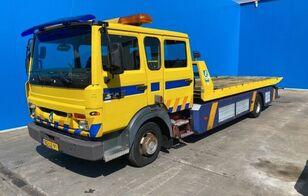 camião porta-automóveis RENAULT Midliner S 180 DOKA Csörlővel és Rámpával Hidraulikus Plató