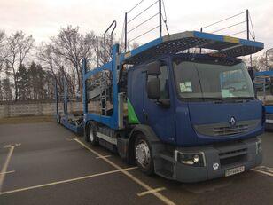 camião porta-automóveis RENAULT ROLFO ARCTIC 6 novo + reboque porta carros