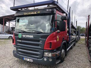 camião porta-automóveis SCANIA P400