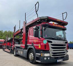 camião porta-automóveis SCANIA P410 N320 ROLFO TVF