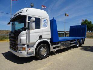 camião porta-automóveis SCANIA R 420
