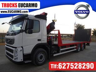 camião porta-automóveis VOLVO FM 12 380