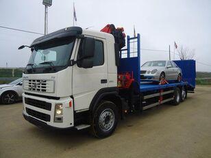 camião porta-automóveis VOLVO FM 12 830