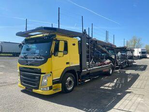 camião porta-automóveis VOLVO FM 460 Supertrans  Komp Bj 02/2016 2x Vorhanden